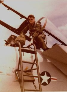 Larry DeSanto Col USAFR MC (RET)