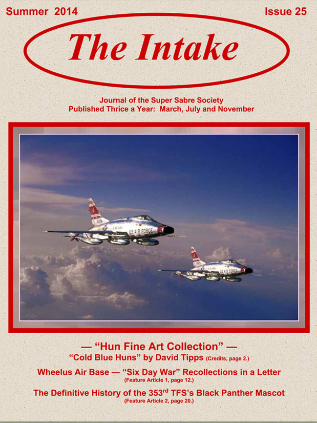 The Intake: Issue 25
