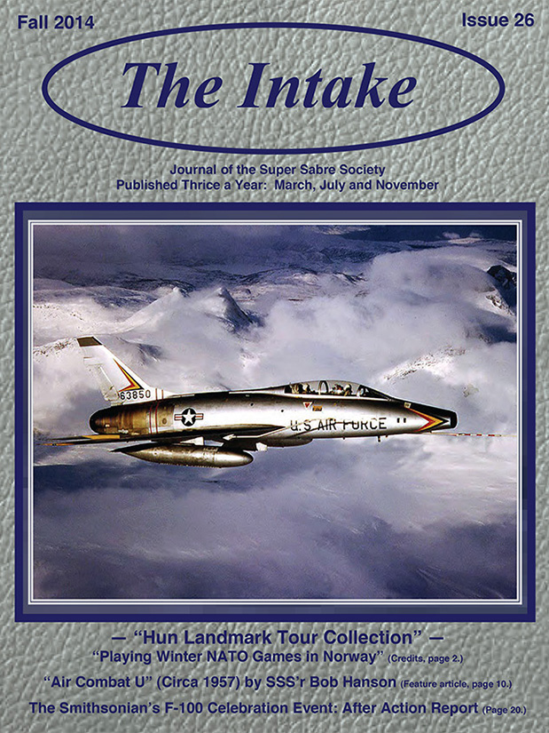 The Intake: Issue 26   Fall 2014