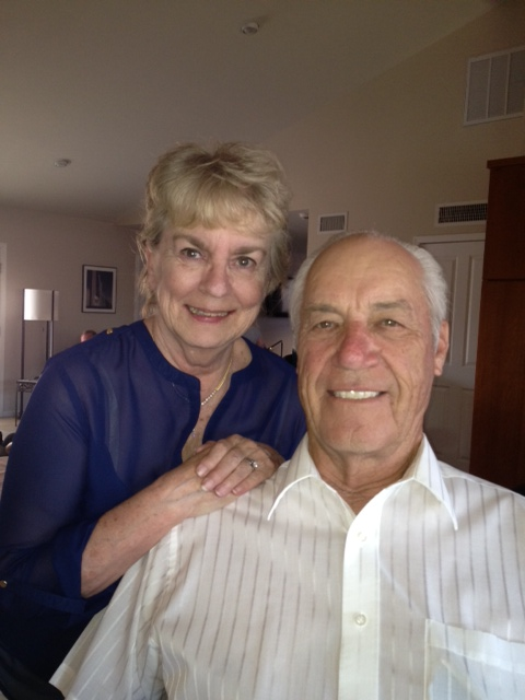 Roy Anderson& Wife