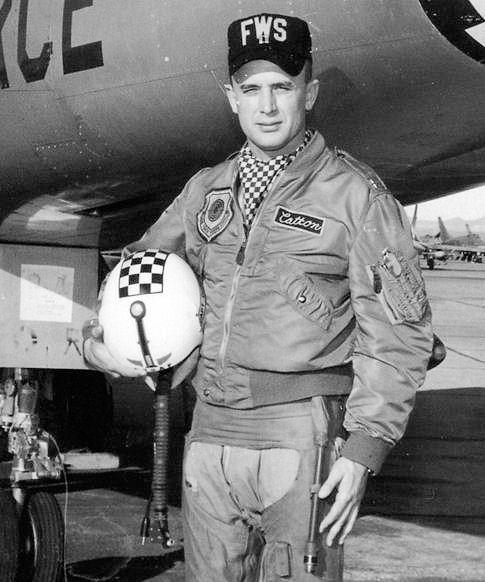 FWS Academic/Flight Instructor '60-'62.