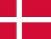 Flag: Denmark