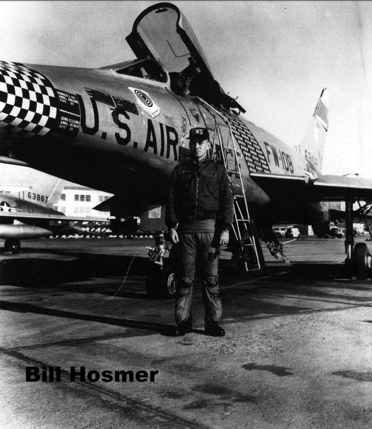 Bill Hosmer - F100