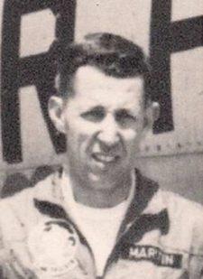 Donald Wayne Martin - before