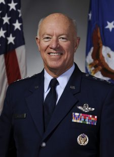 Official Photo -     Lt Gen Harry Wyatt  (U.S. Air Force Photo by Michael Pausic)