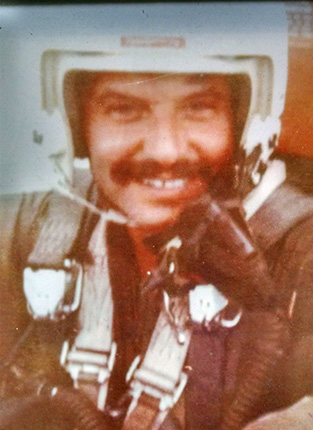 Dennis Dolgin - before
