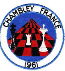 523rd Chambley Patch