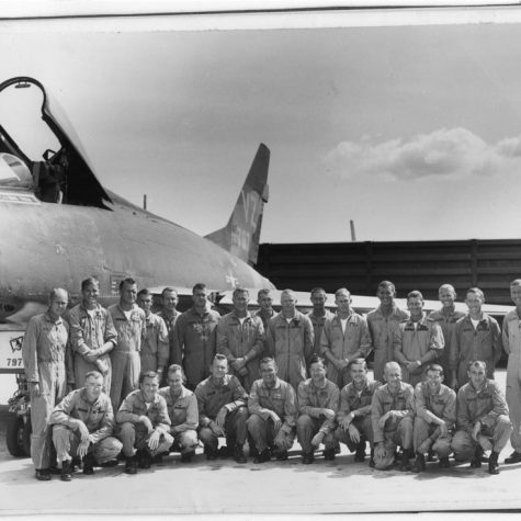 615th TFS, Phan Rang 1968