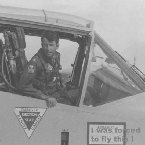 549th TFTS Squadron Commander