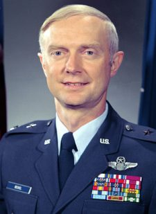 MGEN Robert D. Beckel, USAF  (uncovered)