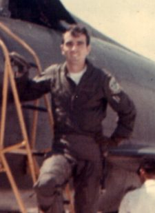 Roger Drummond at AZ AFB USAF 1970