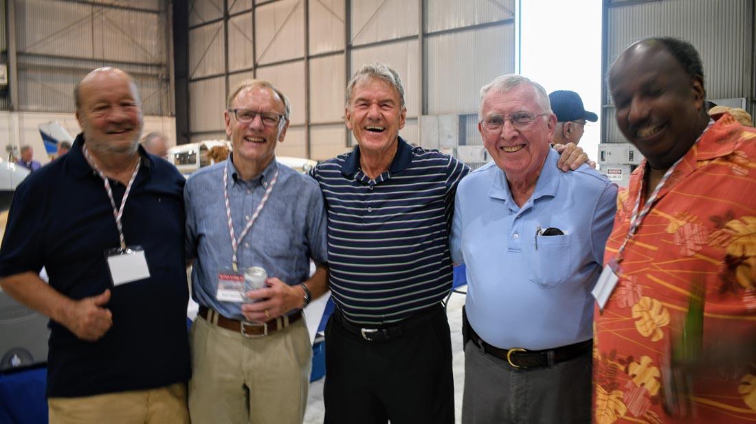 Bud, Kurt DEAN,Jack and Pete