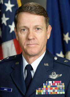 James Maj Gen William K