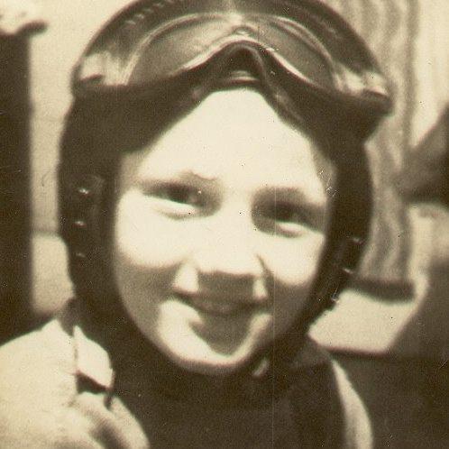 Lewis, Allen R As A Child
