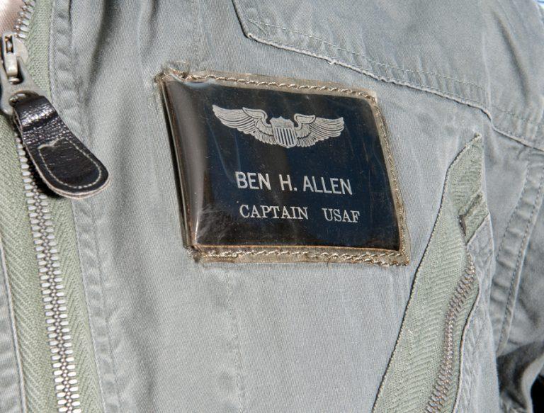 Ben Allen Nametag
