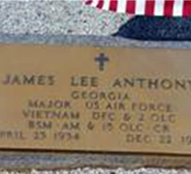 Anthony James Memorial