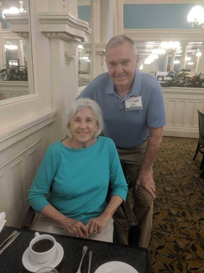 Bob & Sue Weaver