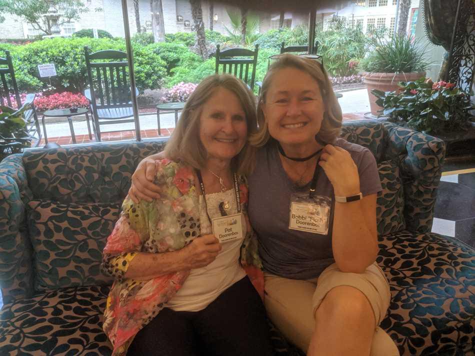 Bobbi & Pat Doorenbos