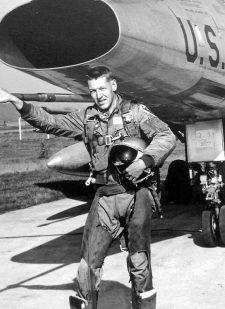 Crane, Donald F Service Era Photo