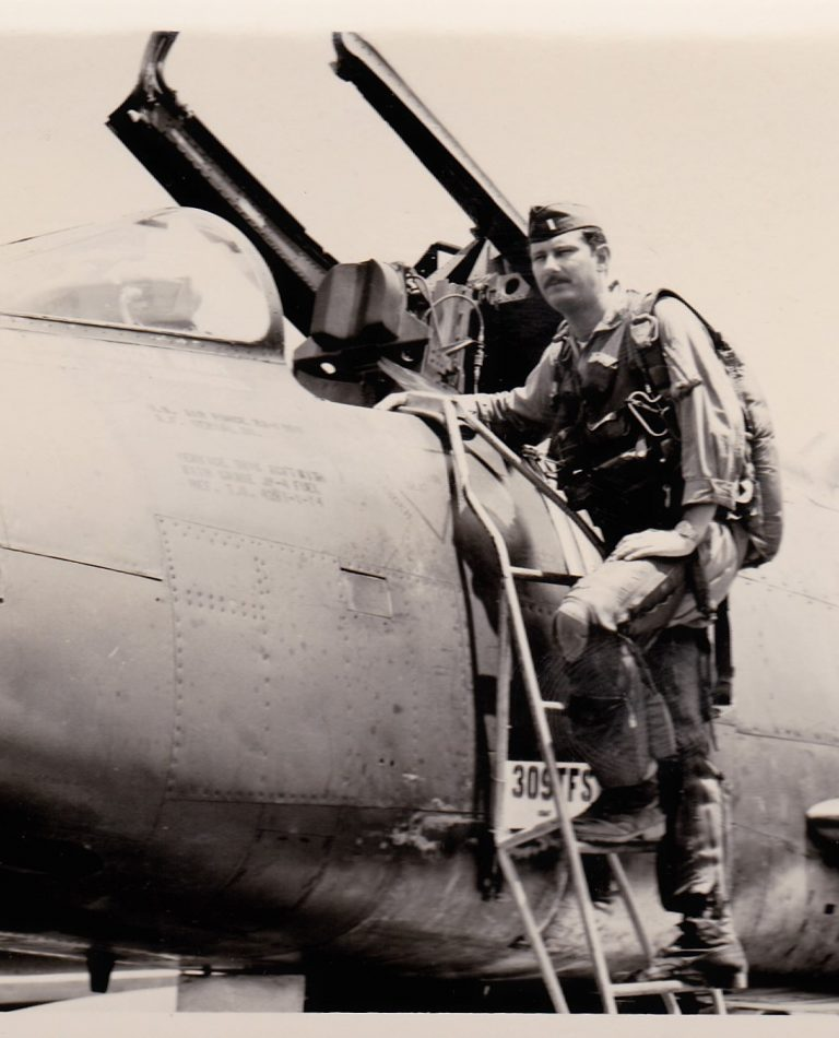 Harrer, Richard Tuy Hoa Air Base Vietnam 1968