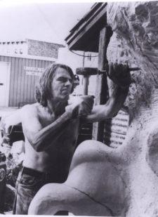 Mel Fowler Sculptor Large