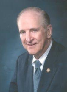 Johnson Samuel R Official Govt Photo Recent